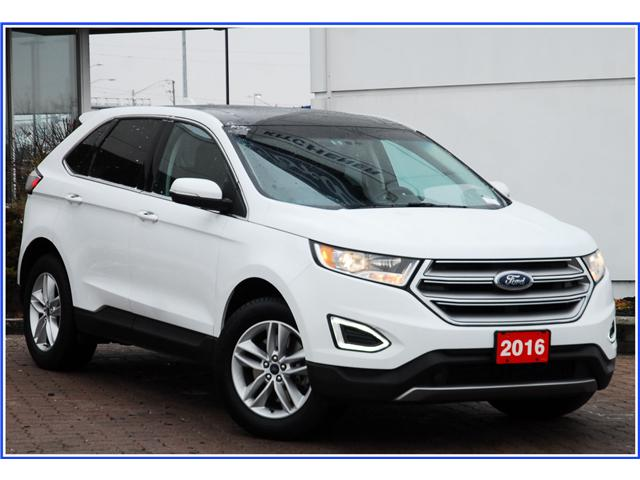 2016 Ford Edge SEL (Stk: 146830X) in Kitchener - Image 2 of 20