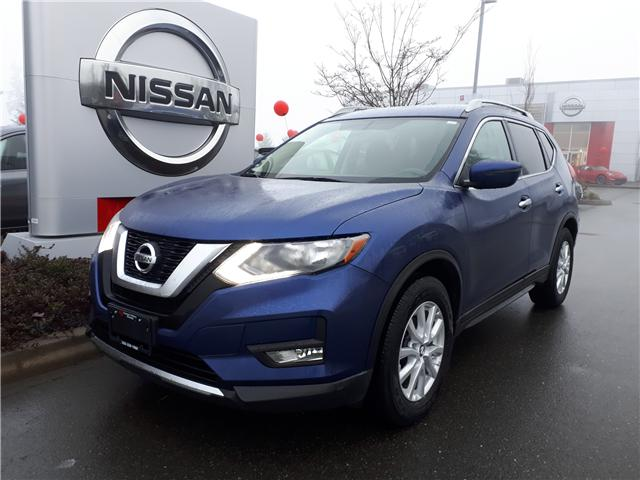 2017 Nissan Rogue SV (Stk: 8M8974B) in Courtenay - Image 1 of 9