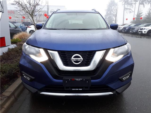 2017 Nissan Rogue SV (Stk: 8M8974B) in Courtenay - Image 2 of 9