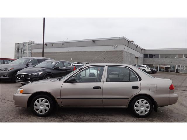 2002 Toyota Corolla CE (Stk: KC721015A) in Scarborough - Image 2 of 11