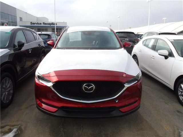 2019 Mazda CX-5 Signature (Stk: M1972) in Calgary - Image 1 of 1