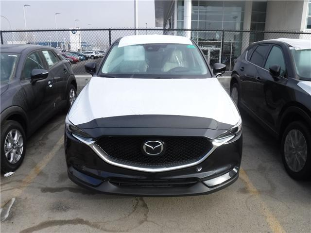 2019 Mazda CX-5 Signature (Stk: M1967) in Calgary - Image 1 of 1