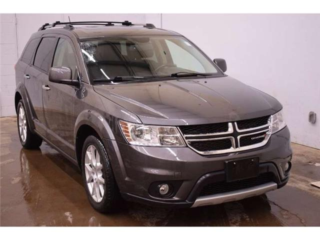 2014 Dodge Journey R/T AWD - NAV * HTD SEATS * LEATHER  (Stk: B3119) in Cornwall - Image 2 of 30