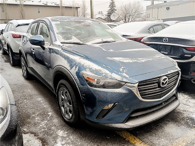 2019 Mazda CX-3 GX (Stk: H1623) in Calgary - Image 1 of 1