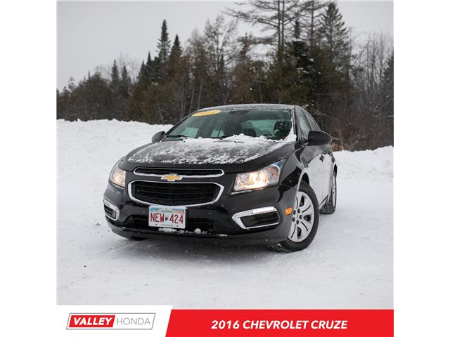 2016 Chevrolet Cruze Limited 1LT (Stk: U5052A) in Woodstock - Image 1 of 8