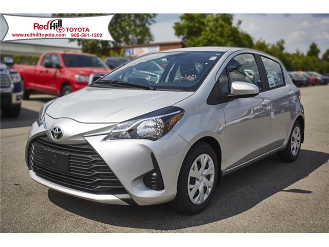 2019 Toyota Yaris LE (Stk: 19352) in Hamilton - Image 1 of 16