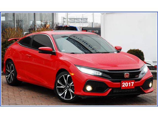 2017 Honda Civic Si (Stk: D92150A) in Kitchener - Image 2 of 16