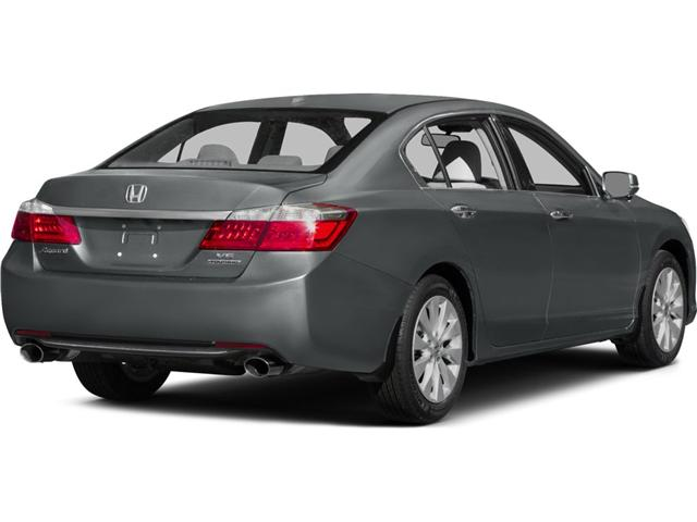 2015 Honda Accord Touring V6 (Stk: U5071) in Waterloo - Image 2 of 4