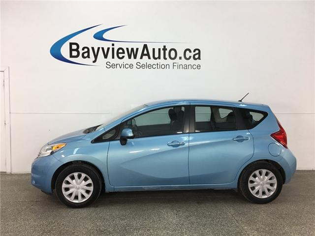 2014 Nissan Versa Note 1.6 SV (Stk: 34215J) in Belleville - Image 1 of 21