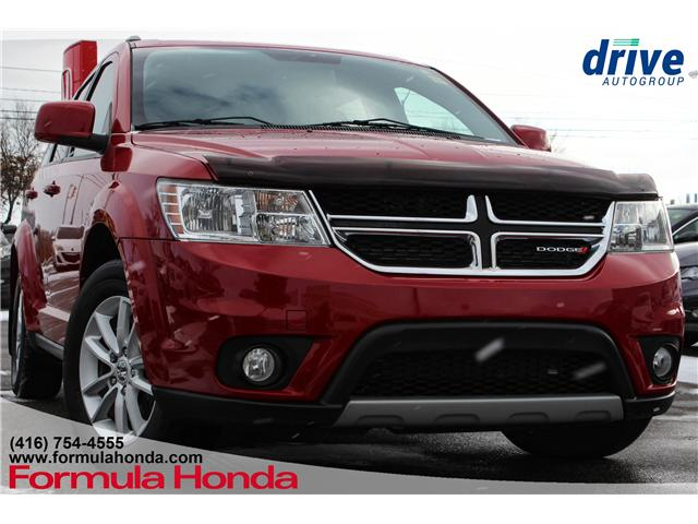 2013 Dodge Journey SXT/Crew (Stk: B10869) in Scarborough - Image 1 of 25