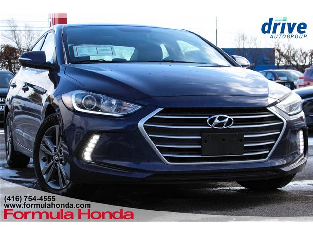 2018 Hyundai Elantra GL SE (Stk: B10904R) in Scarborough - Image 1 of 23