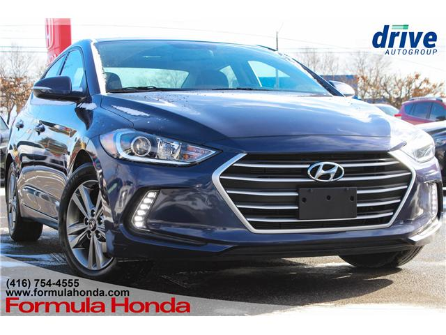 2018 Hyundai Elantra GL SE (Stk: B10905R) in Scarborough - Image 1 of 23