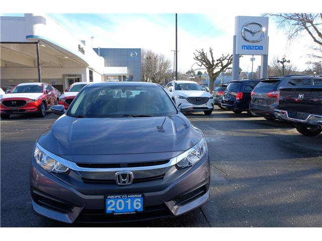 2016 Honda Civic LX (Stk: 7844A) in Victoria - Image 2 of 21