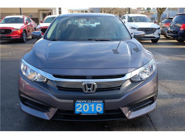2016 Honda Civic LX (Stk: 7844A) in Victoria - Image 3 of 21