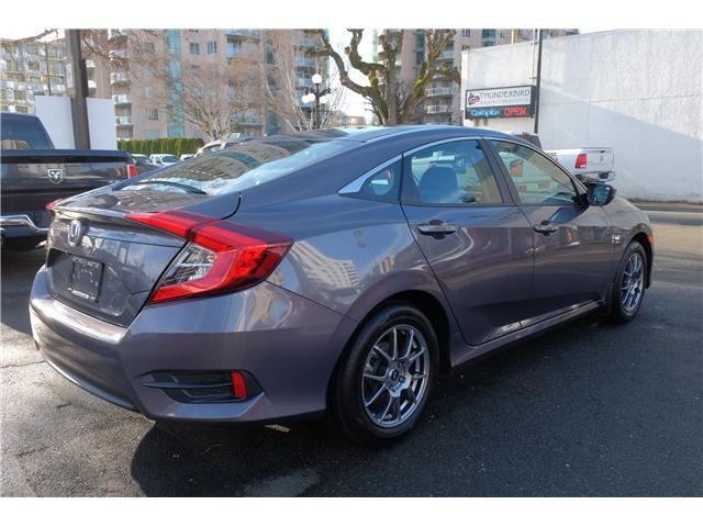 2016 Honda Civic LX (Stk: 7844A) in Victoria - Image 8 of 21