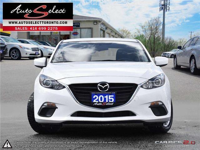 2015 Mazda Mazda3  (Stk: MR14WTE) in Scarborough - Image 2 of 27
