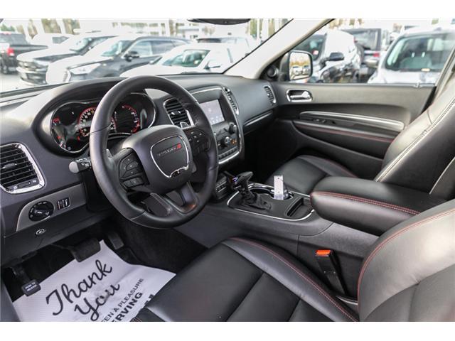 2018 Dodge Durango GT (Stk: AB0812) in Abbotsford - Image 19 of 21