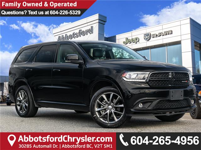 2018 Dodge Durango GT (Stk: AB0813) in Abbotsford - Image 1 of 27
