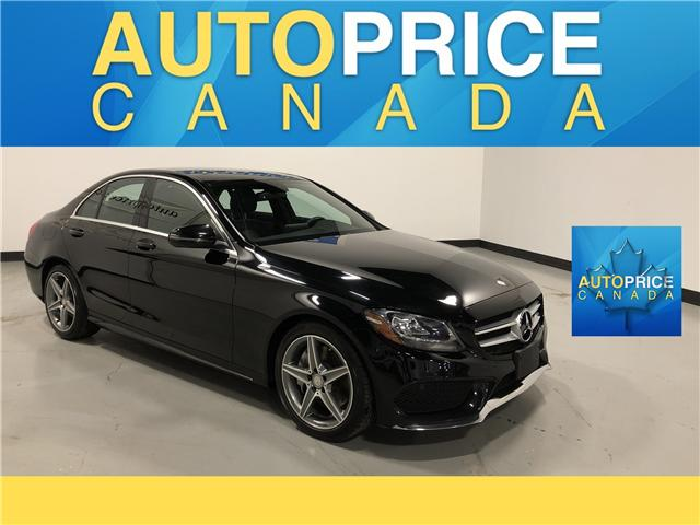2016 Mercedes-Benz C-Class Base (Stk: B0066) in Mississauga - Image 1 of 27
