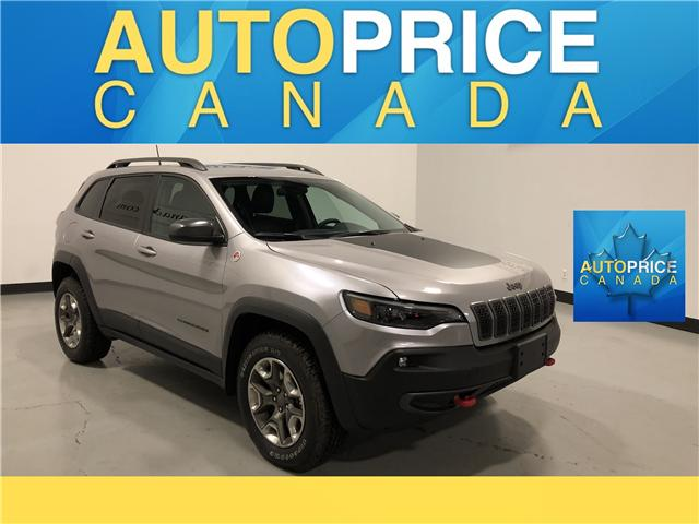 2019 Jeep Cherokee Trailhawk (Stk: D0013) in Mississauga - Image 1 of 27