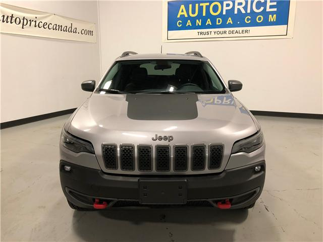 2019 Jeep Cherokee Trailhawk (Stk: D0013) in Mississauga - Image 2 of 27