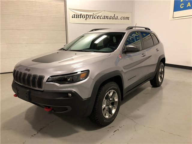 2019 Jeep Cherokee Trailhawk (Stk: D0013) in Mississauga - Image 3 of 27