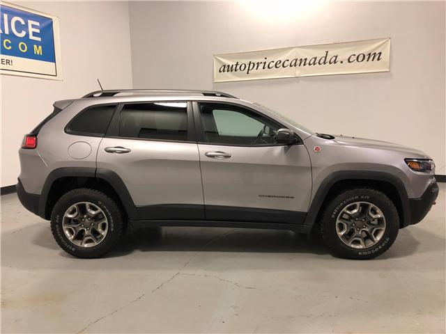 2019 Jeep Cherokee Trailhawk (Stk: D0013) in Mississauga - Image 6 of 27