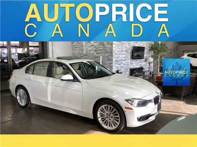 2014 BMW 328i xDrive (Stk: F0052) in Mississauga - Image 1 of 25