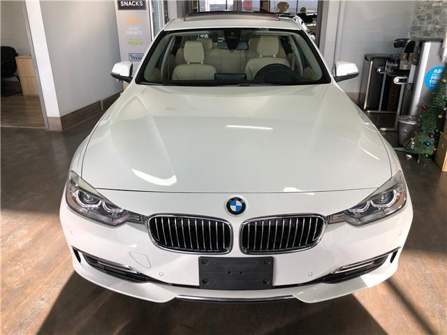 2014 BMW 328i xDrive (Stk: F0052) in Mississauga - Image 2 of 25