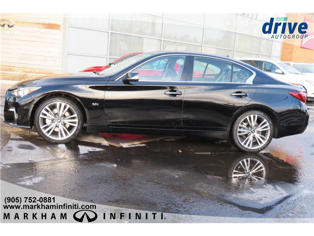 2019 Infiniti Q50 3.0t Signature Edition (Stk: K462) in Markham - Image 2 of 23