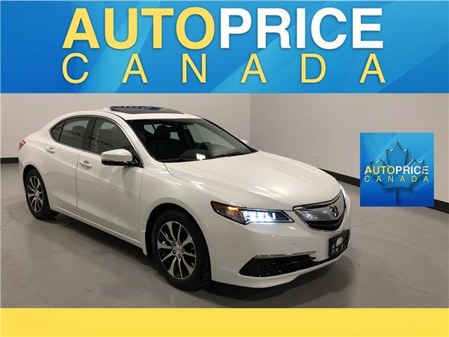 2015 Acura TLX Tech (Stk: F0065) in Mississauga - Image 1 of 27