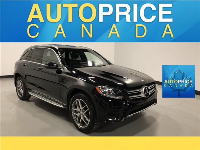2016 Mercedes-Benz GLC-Class Base (Stk: H0041) in Mississauga - Image 1 of 28
