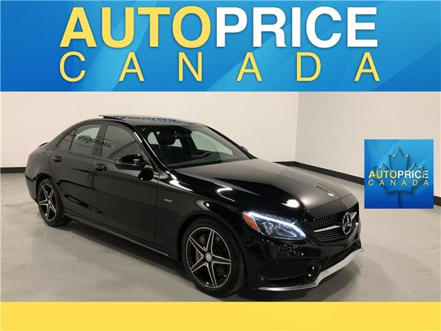 2016 Mercedes-Benz C-Class Base (Stk: W0049) in Mississauga - Image 1 of 27