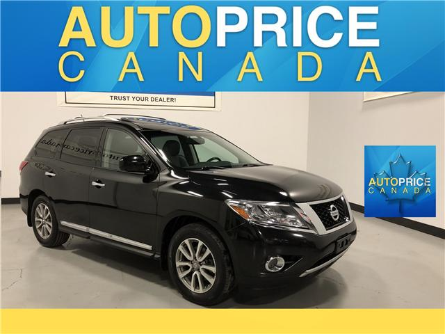 2015 Nissan Pathfinder SL (Stk: W0058) in Mississauga - Image 1 of 29