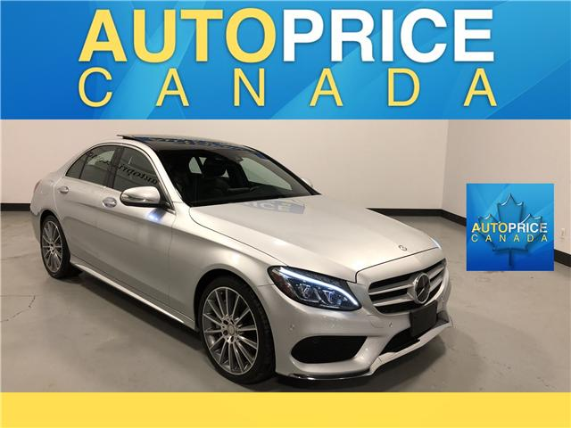 2015 Mercedes-Benz C-Class Base (Stk: N0059) in Mississauga - Image 1 of 27