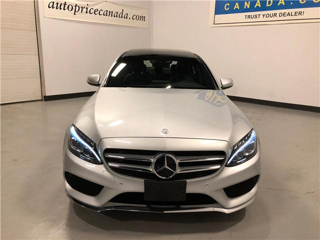 2015 Mercedes-Benz C-Class Base (Stk: N0059) in Mississauga - Image 2 of 27