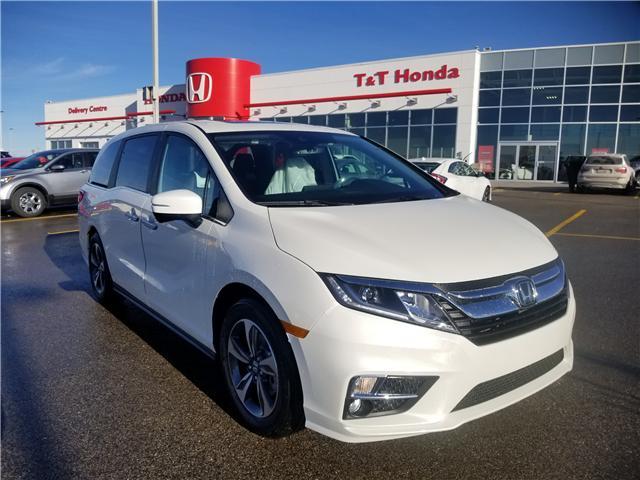2019 Honda Odyssey EX-L (Stk: 6190093) in Calgary - Image 1 of 9