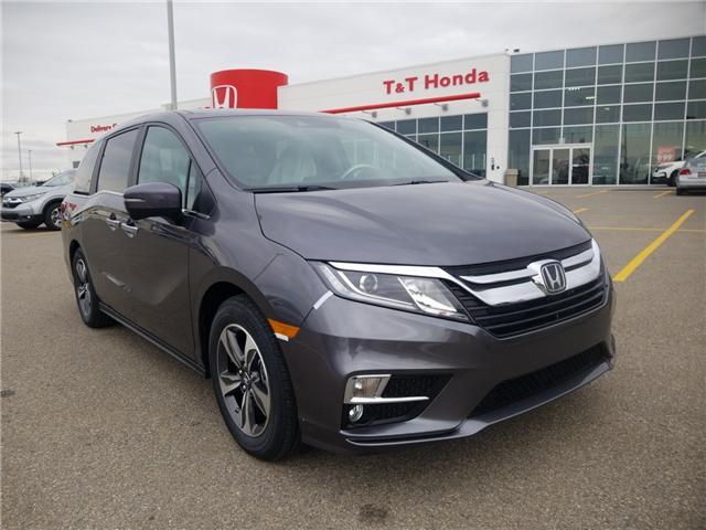 2019 Honda Odyssey EX-L (Stk: 6190387) in Calgary - Image 1 of 9