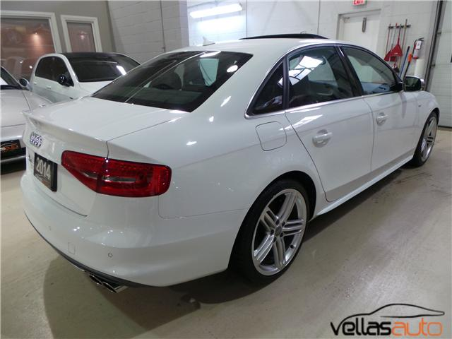 2014 Audi S4  (Stk: NP1426) in Vaughan - Image 9 of 26