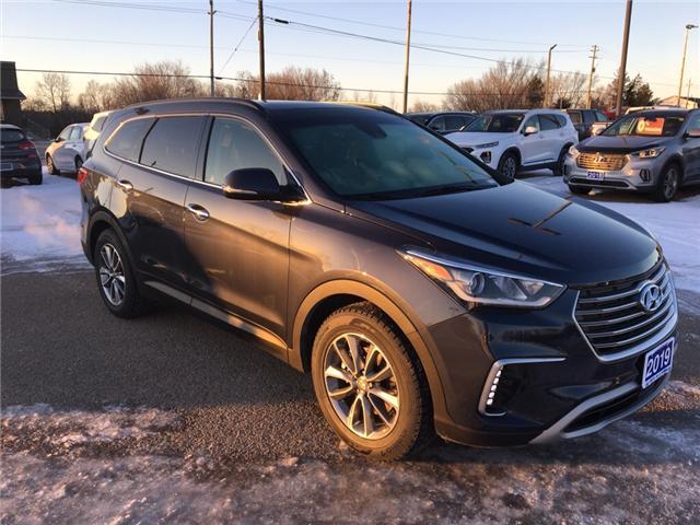 2019 Hyundai Santa Fe XL Luxury (Stk: 9653) in Smiths Falls - Image 1 of 10