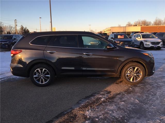 2019 Hyundai Santa Fe XL Luxury (Stk: 9653) in Smiths Falls - Image 2 of 10