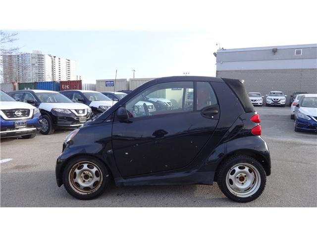 2008 Smart Fortwo Passion (Stk: U12276RA) in Scarborough - Image 2 of 17