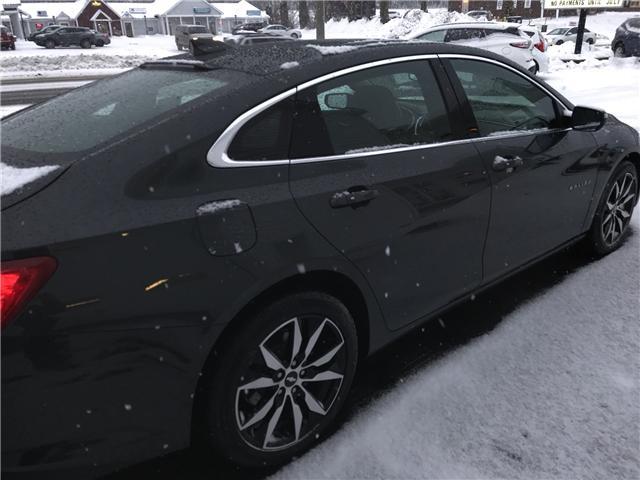 2018 Chevrolet Malibu LT (Stk: 483) in Oromocto - Image 5 of 13