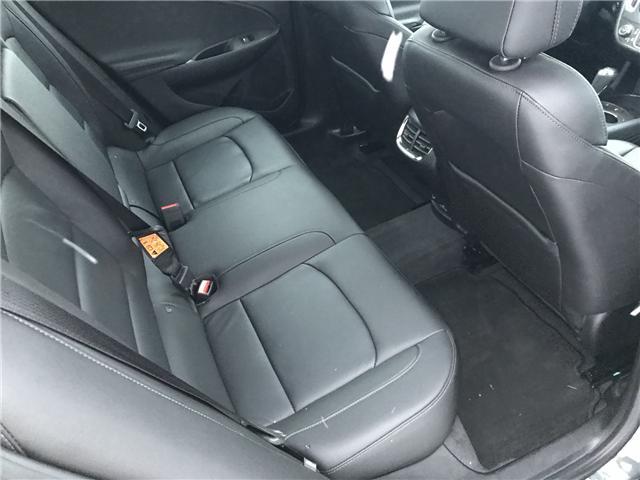 2018 Chevrolet Malibu LT (Stk: 483) in Oromocto - Image 6 of 13