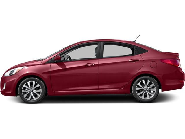 2015 Hyundai Accent GLS (Stk: h11939a) in Peterborough - Image 2 of 9