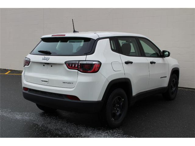 2019 Jeep Compass Sport (Stk: T652635) in Courtenay - Image 4 of 30