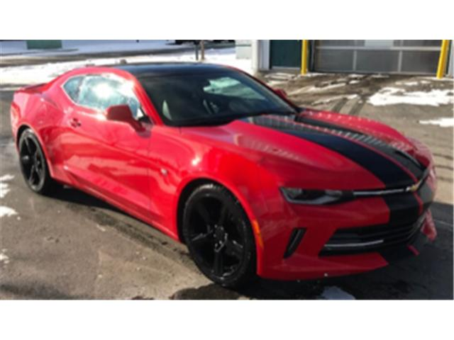 2016 Chevrolet Camaro 2LT (Stk: P0803) in Edmonton - Image 1 of 4