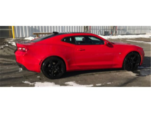 2016 Chevrolet Camaro 2LT (Stk: P0803) in Edmonton - Image 2 of 4