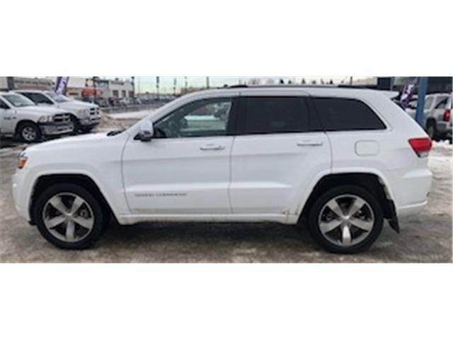 2014 Jeep Grand Cherokee Overland (Stk: P0834) in Edmonton - Image 1 of 5