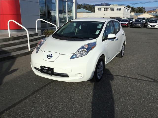 2017 Nissan LEAF S (Stk: N18-0159P) in Chilliwack - Image 1 of 17